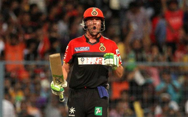 ab de villiers suffers back injury ahead of ipl 2017 indian