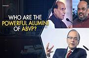 From Rajnath Singh to Amit Shah, here are the powerful ABVP alumni