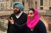 Post election results, Captain Amarinder Singh shows he means business