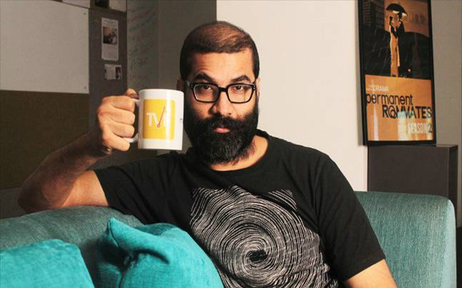 Arunabh Kumar, Founder and CEO of The Viral Fever