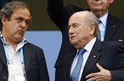 Former UEFA chief Michel Platini lashes out at Sepp Blatter