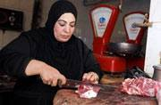 This Muslim woman is challenging norms by taking up butchery as a full-time profession