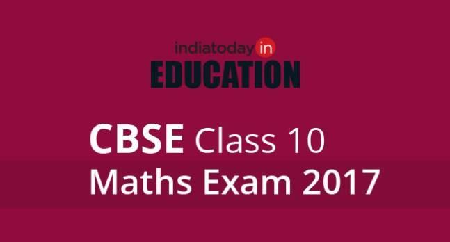 CBSE Class 10 Mathematics Board Exam: Last 10 years