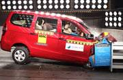 Chevrolet Enjoy scores zero rating, Ford Aspire receives 2-star rating in latest Global NCAP crash test results
