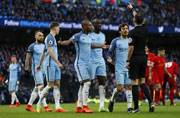 Manchester City charged with misconduct in Liverpool game