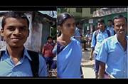 18-year-old appears for Class 12 board examination along with mom and dad