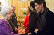 11 famous Indians who've just met the Queen at the Buckingham Palace