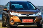All new Honda WR-V vs Ford EcoSport