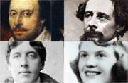 Top 10 all time favourite English poets