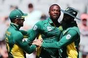 Kagiso Rabada, Faf du Plessis help South Africa seal ODI series vs New Zealand, regain No.1 ranking