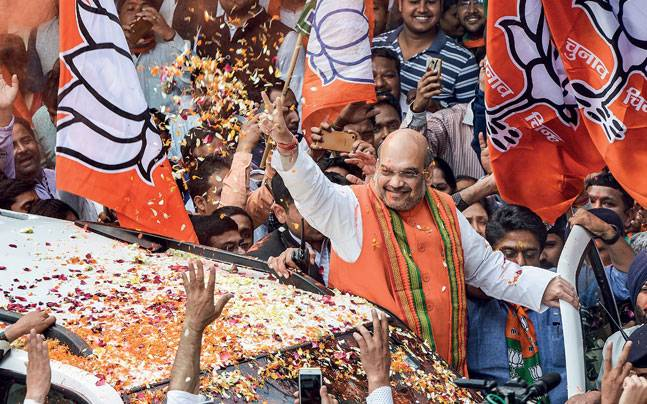 BJP's landslide victory in UP