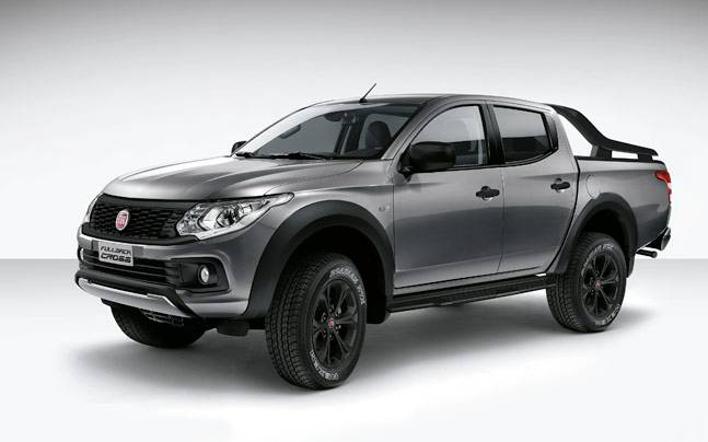 Chwalebne Fiat unveils new Fullback Cross pick-up truck at Geneva Motor Show MJ31