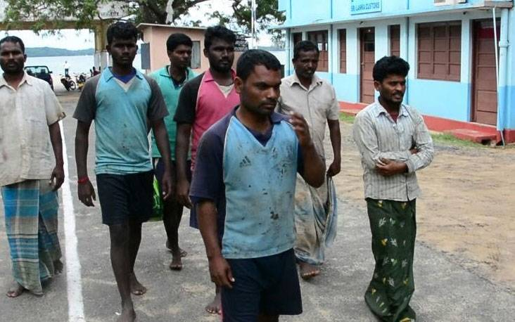 Eight fishermen from Tamil Nadu's Pudukkottai arrested by