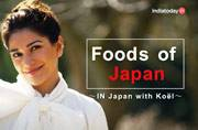 Watch: A journey through the foods of Japan, with Koel Purie