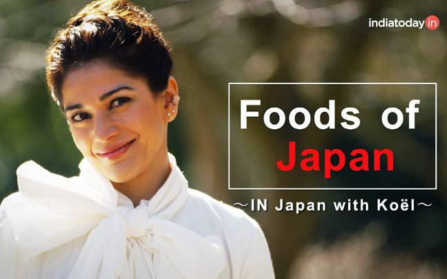 Koel Purie gives us an insight into the flavours of Japan.