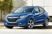 Honda confirms HR-V crossover SUV for India