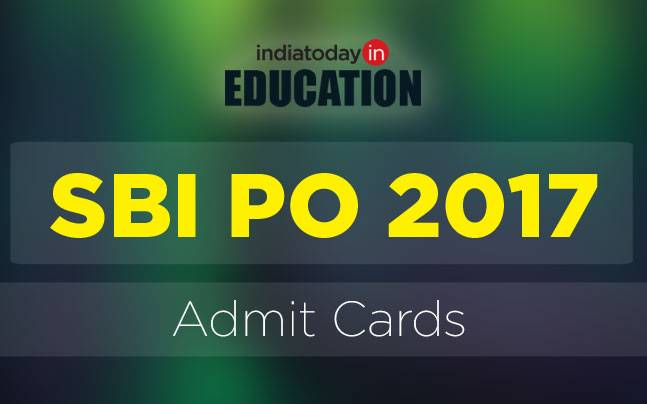 SBI PO Prelims Admit Card 2017: To be released on this date