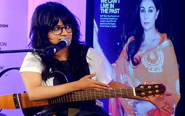 Jasleen Royal at India Today Woman Summit 2017