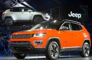 Fiat to unveil Made-in-India Jeep Compass in India on April 12