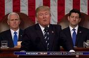 President Donald Trump's first ever address to US Congress: Full text
