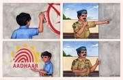 From Ghajini to Aadhaar balak, Twitter explodes with Aadhaar memes
