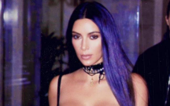 Kim Kardashian West. Picture courtesy: Instagram/kimkardashianwest