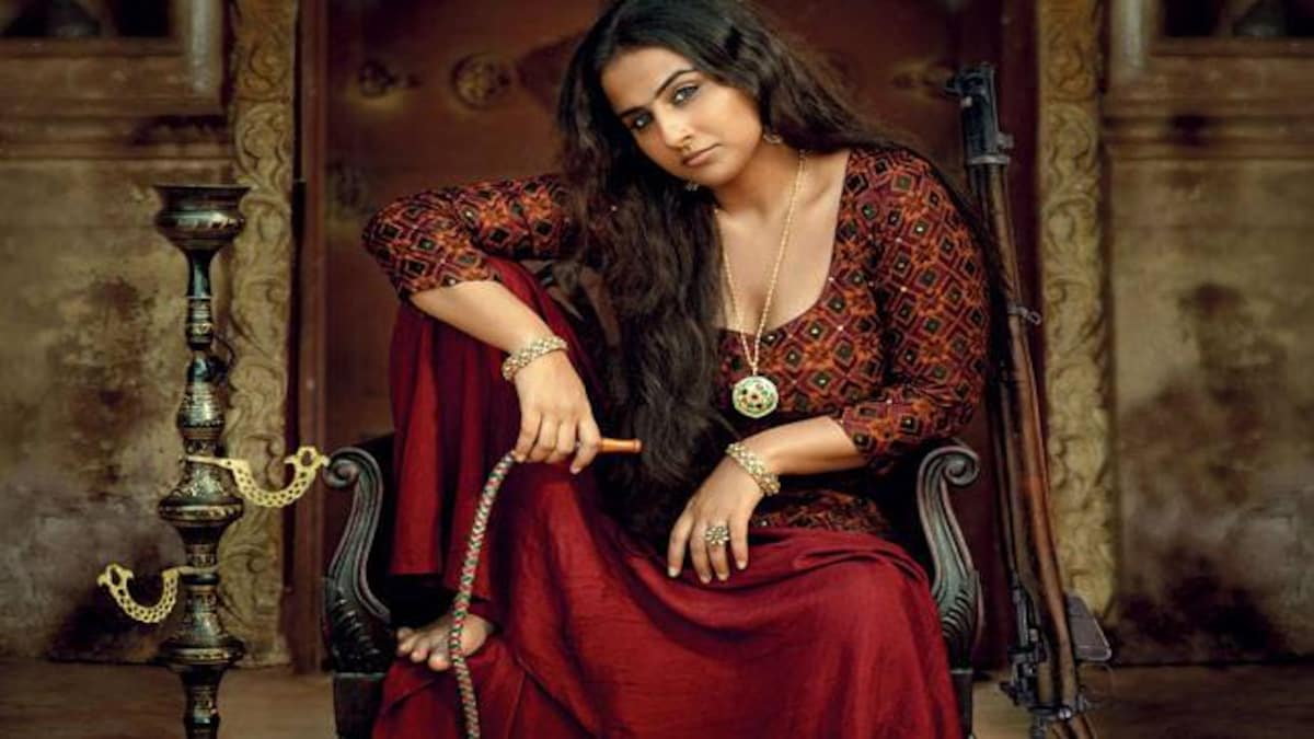 She's the boss: Vidya Balan gets candid about upcoming movie Begum