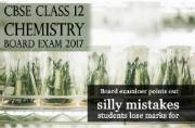 CBSE Class 12 Chemistry Board Exam: Board examiner lists common mistakes students lose marks for