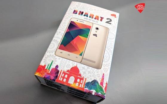 This is Micromax Bharat 2, the 4G LTE Android phone that will sell for Rs 2,999