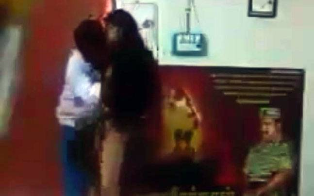 Tamil Nadu: Couple caught having sex inside Naam Thamizhar Katchi