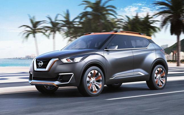 All New Nissan Kicks Coming To India Next Year Auto News
