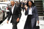 Let the Obamas teach you power dressing for a power meal