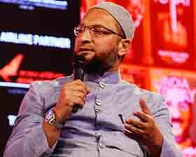 Asaduddin Owaisi at India Today Conclave 2017