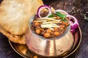 The hot Punjabi Pindi chana-bhature recipe we all need for Holi