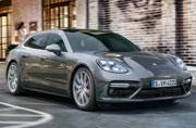 2017 Porsche Panamera Turbo India launch scheduled for March 22
