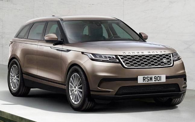 Land Rover unveils India-bound Range Rover Velar - Auto News