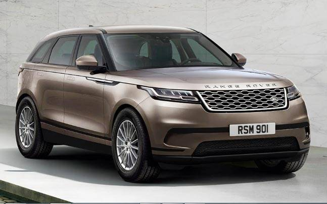 New Range Rover >> Land Rover To Launch All New Range Rover Velar In India This Year