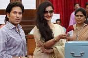 Were Rekha and Sachin arm-twisted into accepting Rajya Sabha membership?