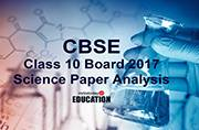 CBSE Class 10 Science Board Exam 2017: Very easy and straightforward NCERT based paper