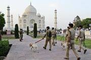Lucknow encounter: Security beefed up in Agra and Mathura