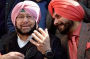 We'll change Navjot Sidhu's ministry if he wants to continue TV work: Punjab CM Amarinder Singh