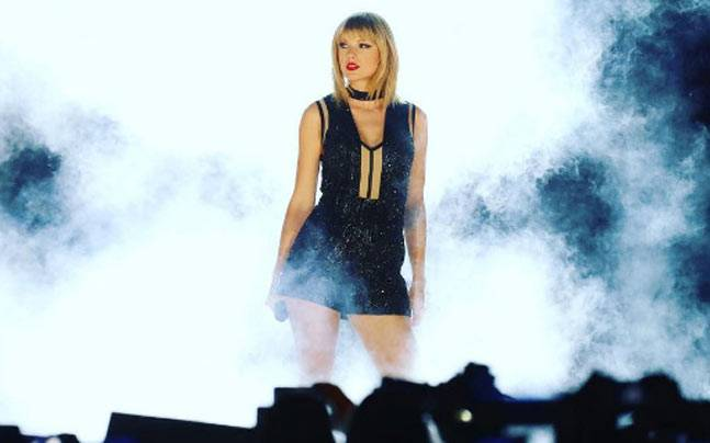 Picture courtesy: Instagram/Taylor Swift