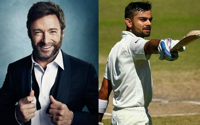 Logan actor Hugh Jackman: Virat Kohli is amazing, I