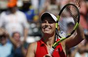 Caroline Wozniacki beats second seed Karolina Pliskova to reach Miami final