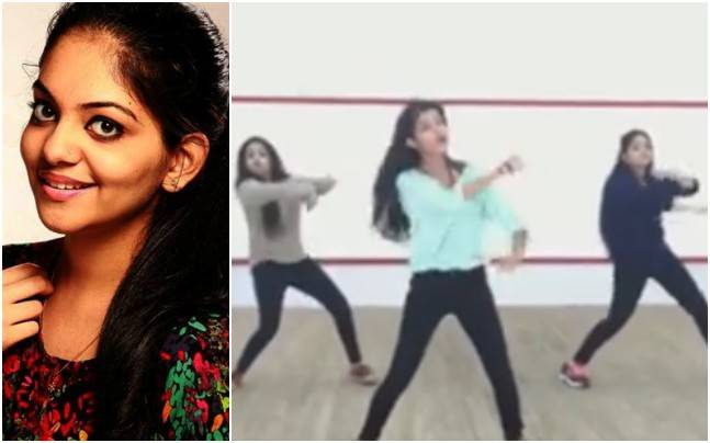 WATCH: Ahaana Krishna and her sisters dance to Ed Sheeran's Shape Of