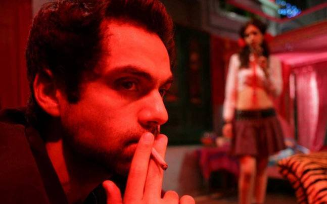 Abhay Deol in a still from Dev D