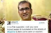 Lt Gen HS Panag destroys singer Abhijeet, who called him Pakistan supporter, in a single tweet