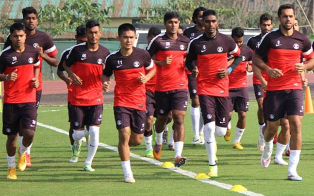 AIFF to launch new 4-nation Champions Cup football tourney