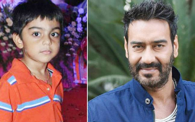 SEE PIC: Ajay Devgn's photo with son Yug is all kinds of adorable - Movies News