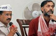 MCD election a beginning for Swaraj India: Yogendra Yadav